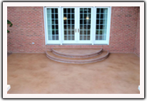 Residential Decorative Concrete - Patios