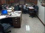 Concrete Floor Application - Office 3