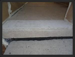 Concrete Repair - with Flexkrete