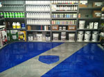 Concrete Showroom Floor - The Concrete Protector