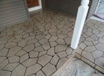 Concrete Patios and Walkways - Patio 2