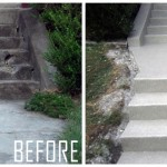 Graniflex Before & After Pictures Hilliard Ohio