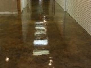 Decorative Concrete Overlay | Carlin Nevada | Dukes Surface Solutions